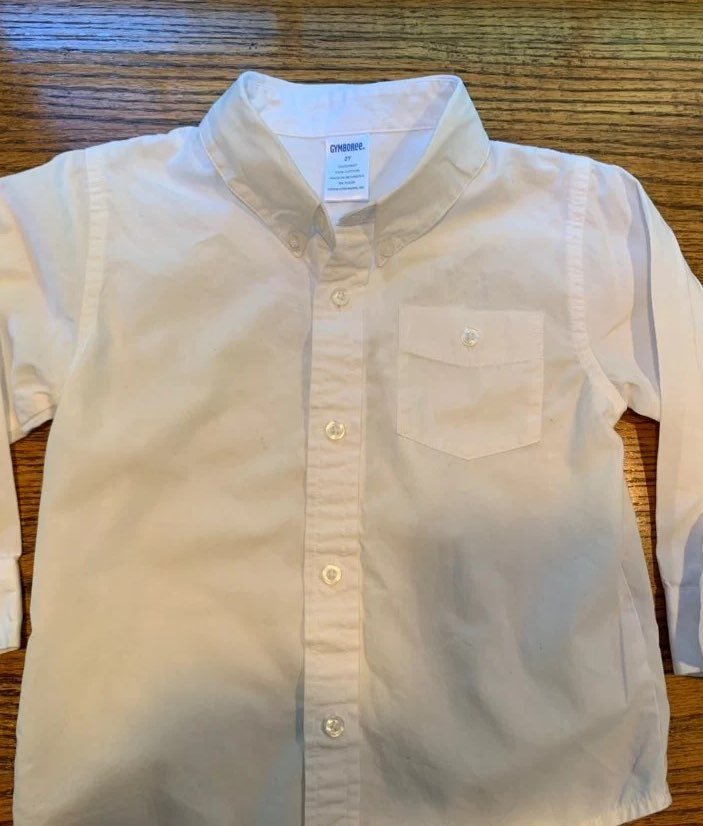 2T Gymboree dress shirt