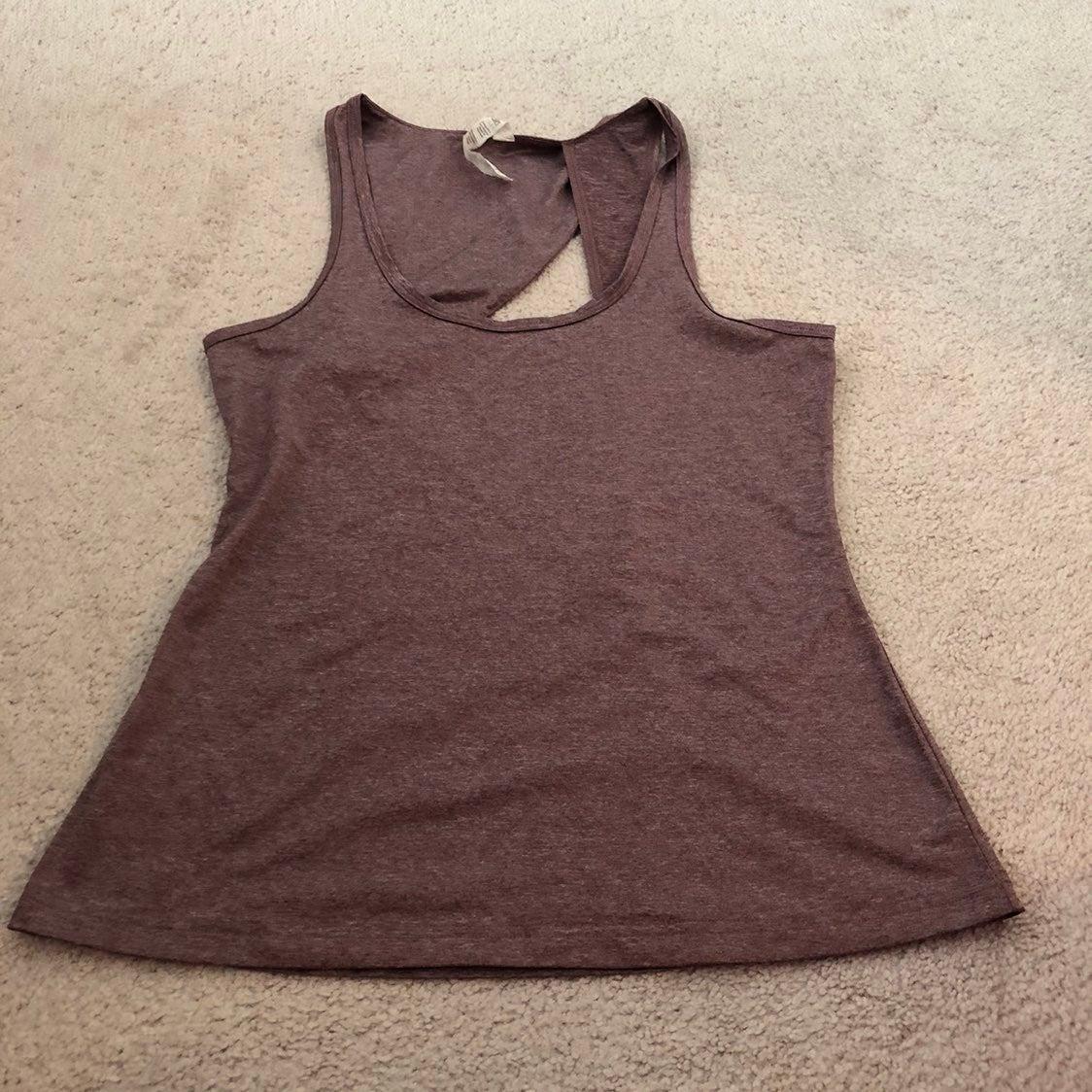 Alo yoga open back tank top