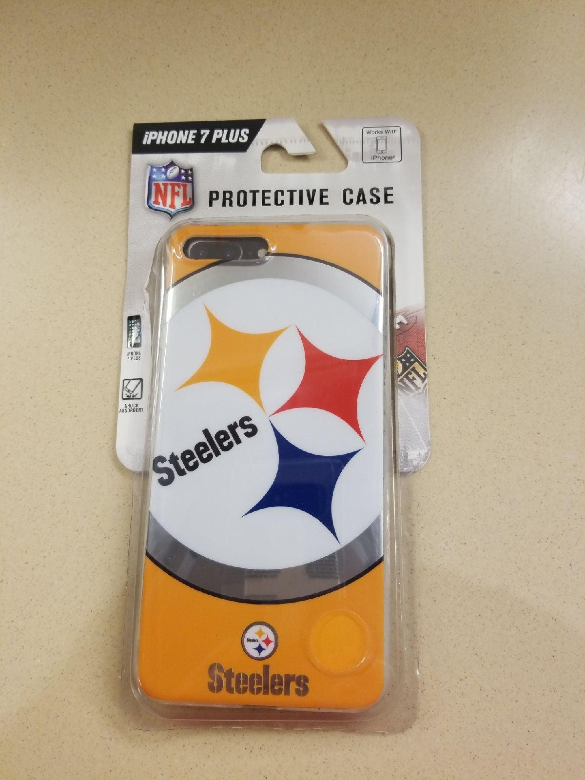 NFL iPhone 7 Plus Protective Case Steele
