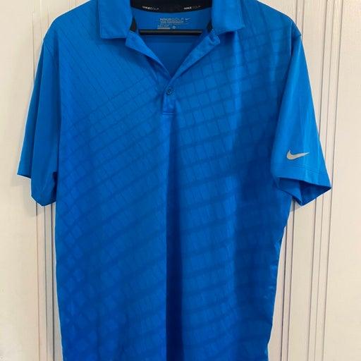 Nile Golf Dri-Fit Polo Shirt Size M