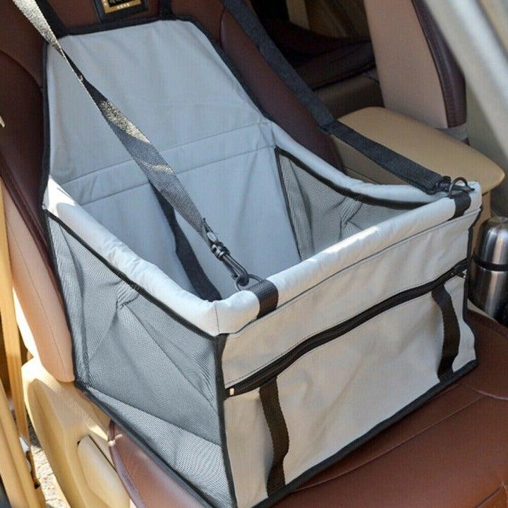 Foldable Pet Basket Dog Car Seat Carrier