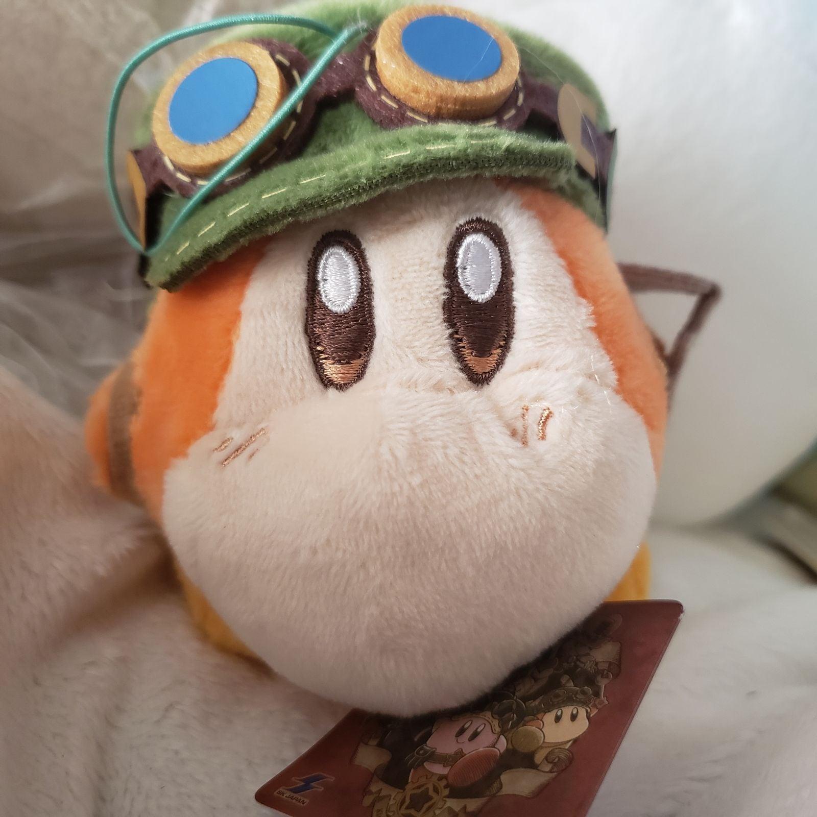 Sega Kirby Dream Gear Waddle Dee Plush M