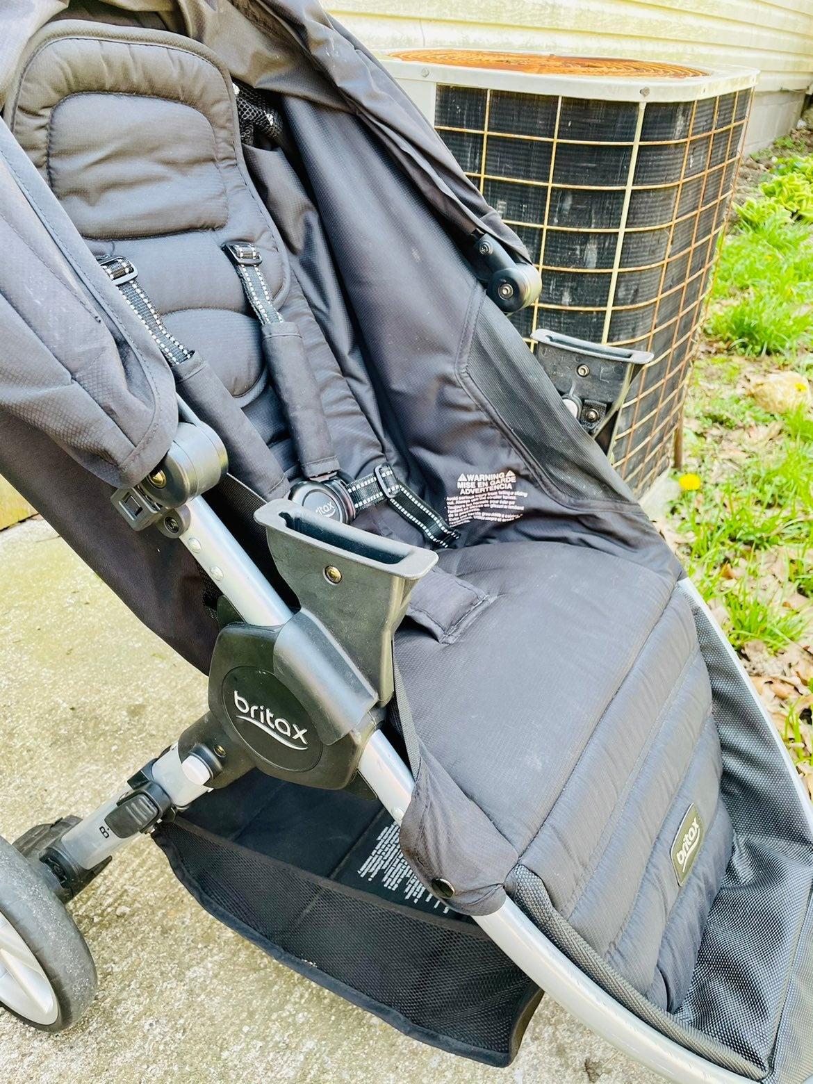 Britax Stroller & Infant Car Seat Adapte