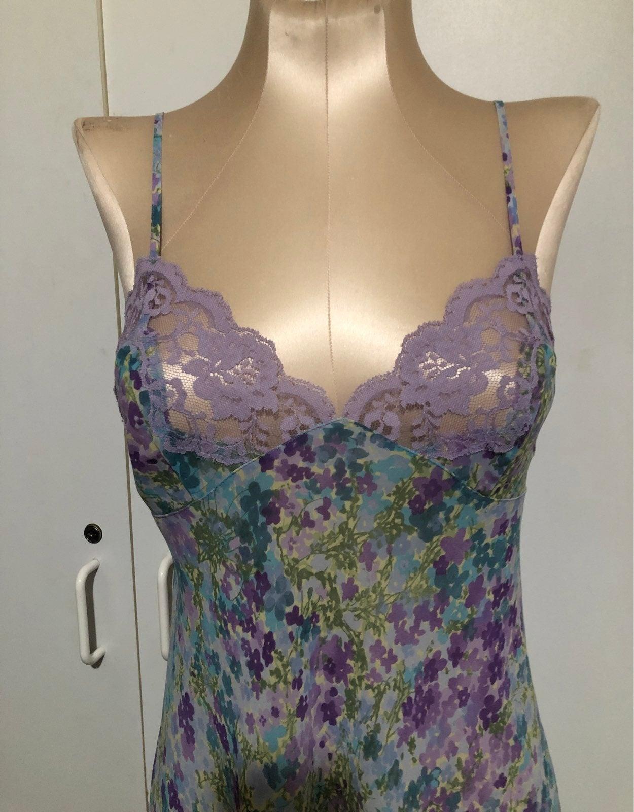 NWOT Victoria's Secret S Floral Lingerie
