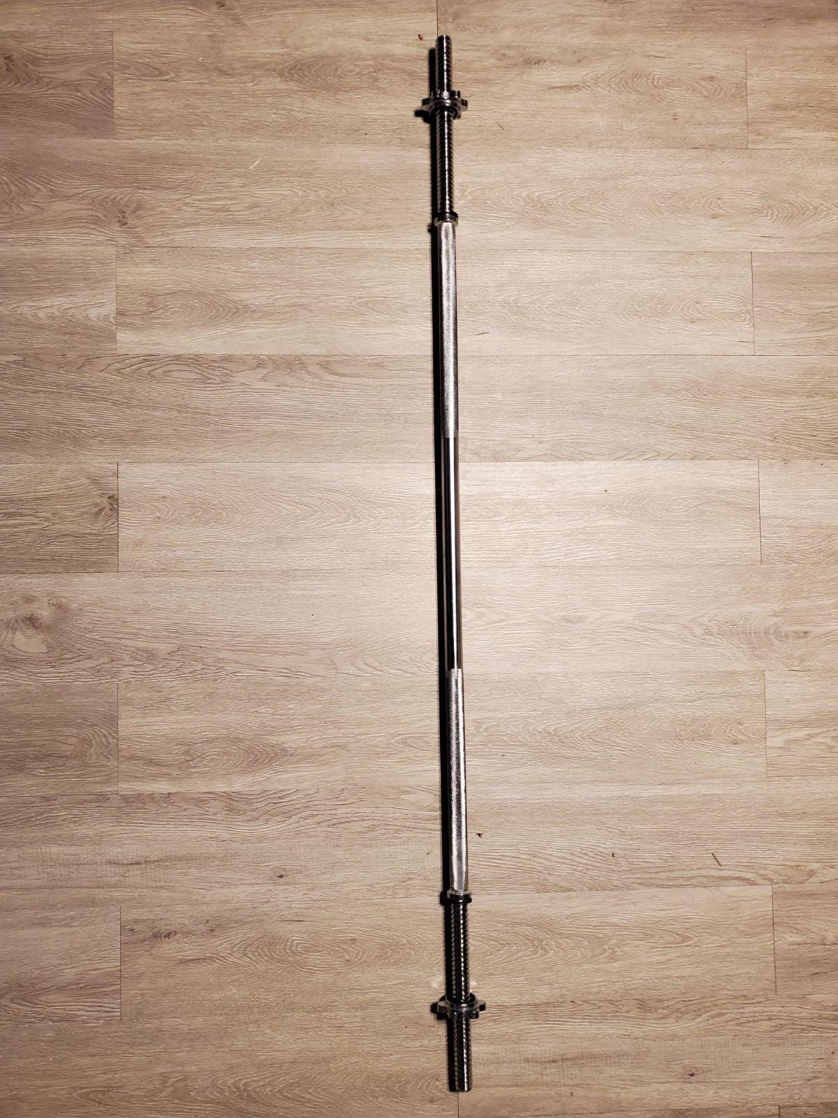 "New 6FT Standard 1"" Barbell for Standard"