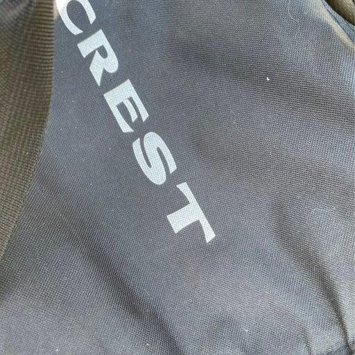 CREST boat cooler