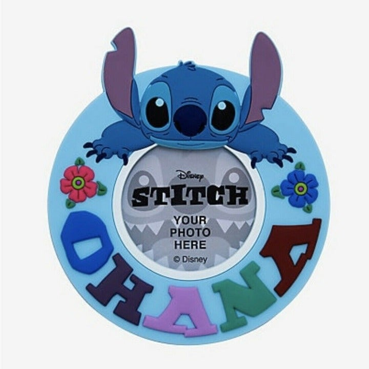 Magnetic Picture Frame Disneys Stitch