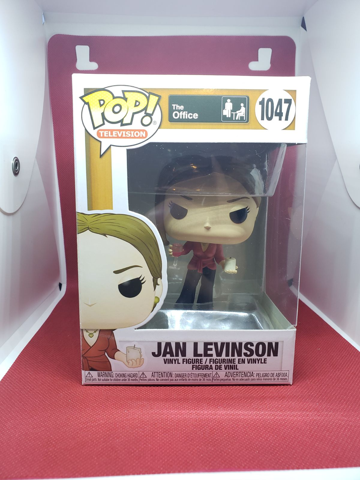 Jan Levinson Funko Pop