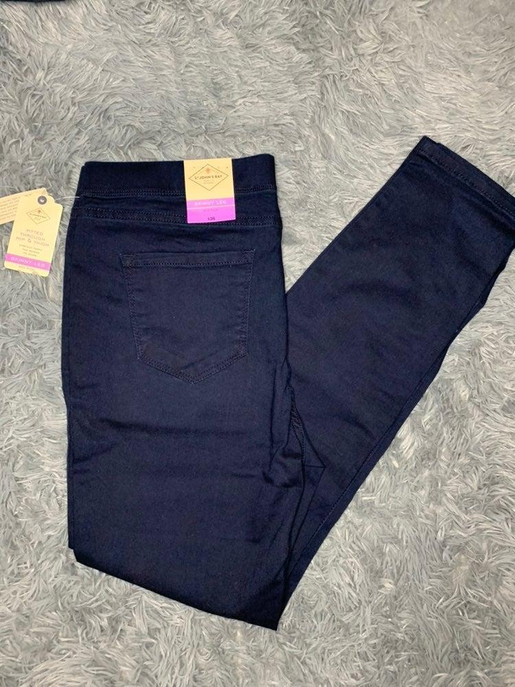 St John's Bay Skinny Jeans