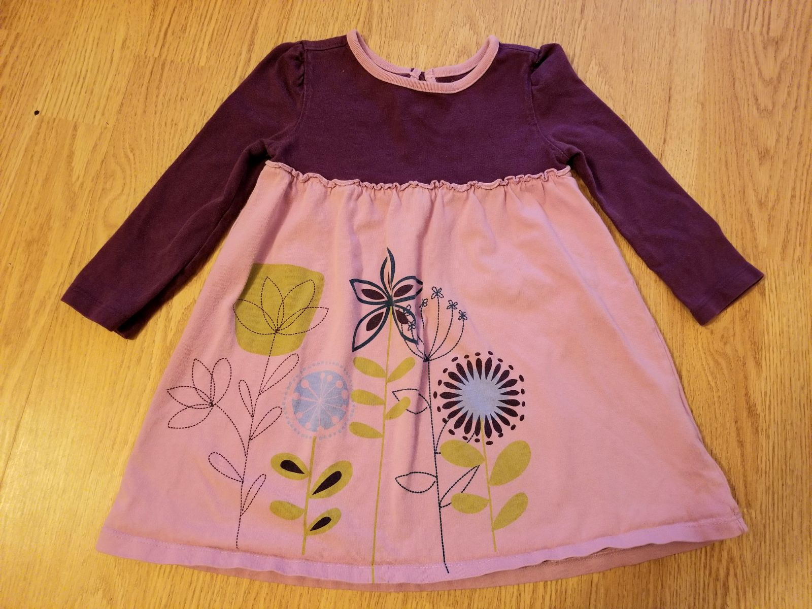 LL Bean dress 2T