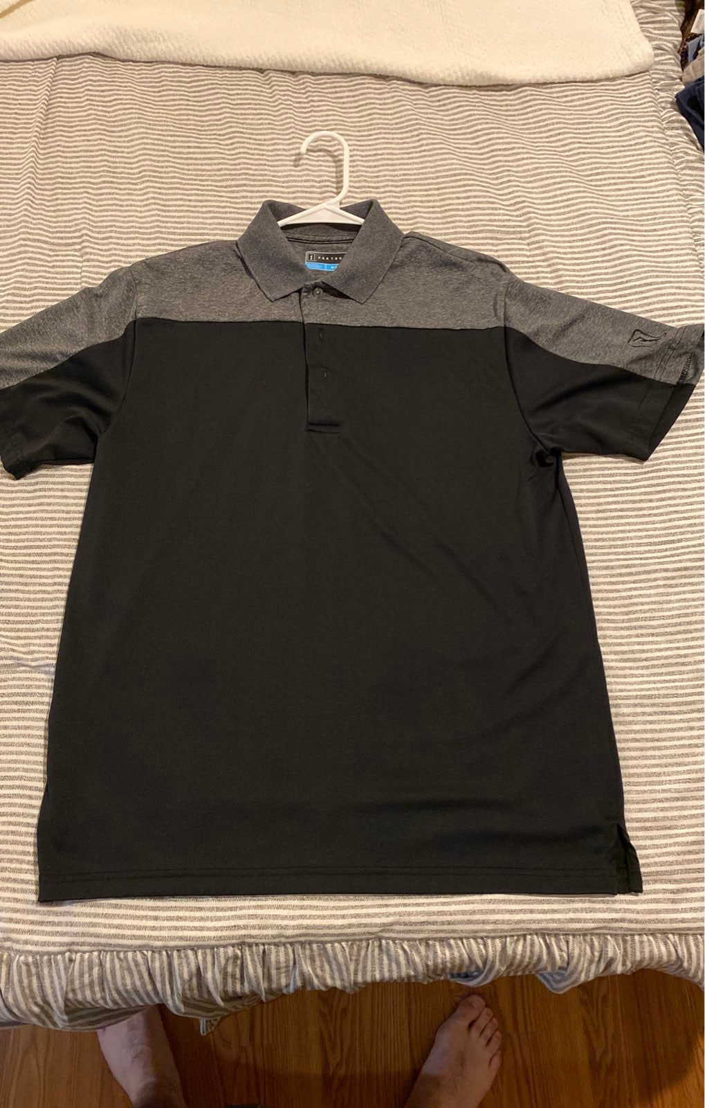 PGA Tour Polo Shirt Medium