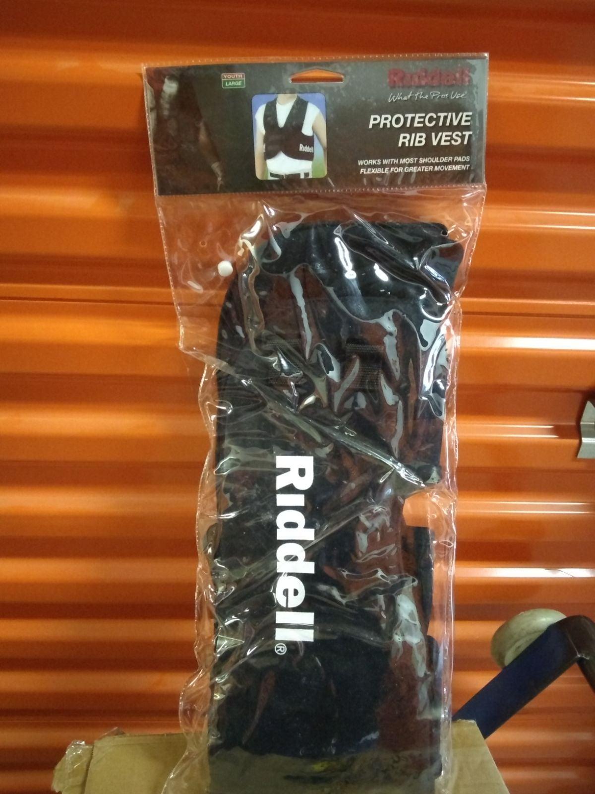 Protector rib vest