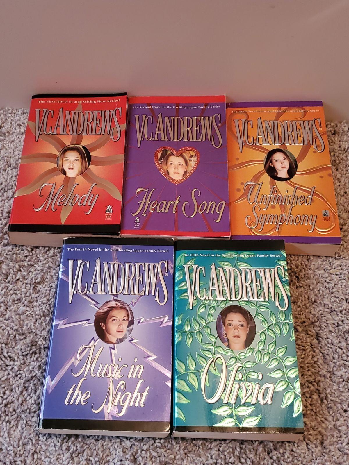V.C. Andrews Logan Series