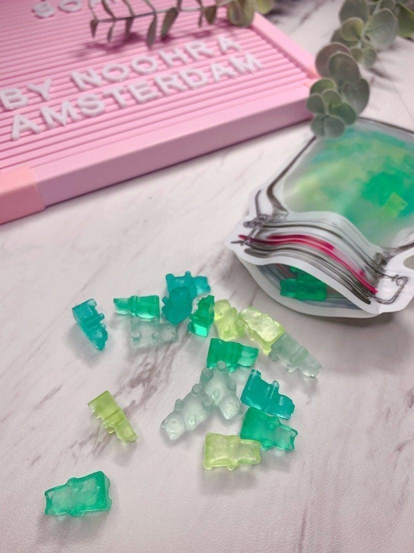 Soap Gummy Bears Mini Hand Soap Favors