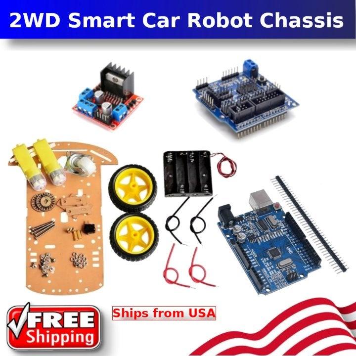 Delux Robot Smart Car Kit