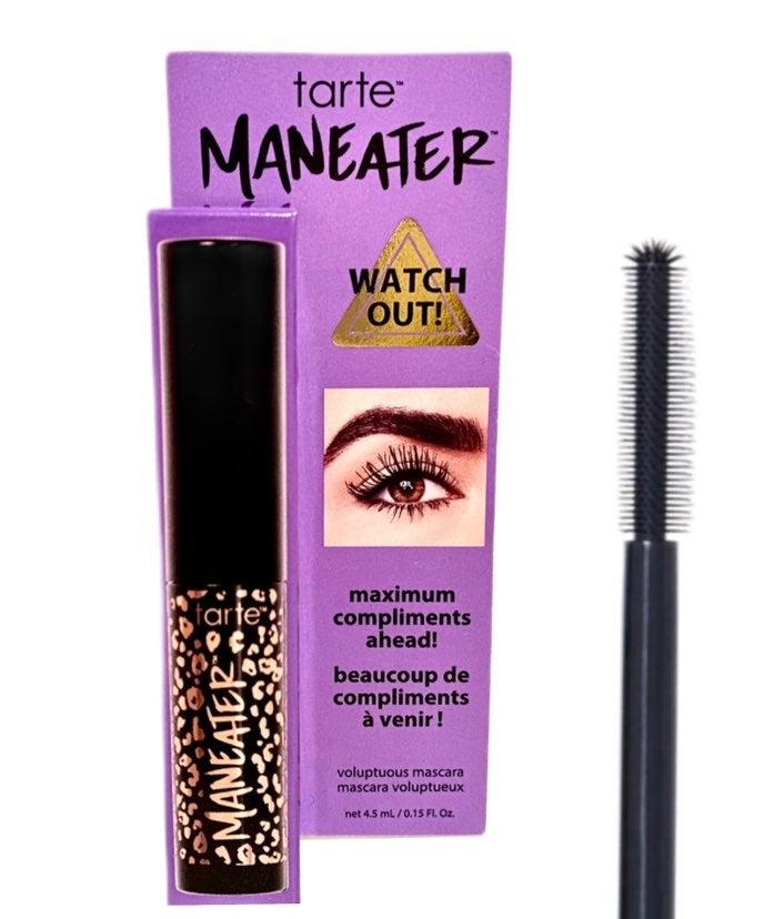 NEW Tarte ~ Maneater Volumizing Mascara