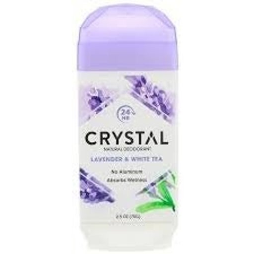 Crystal Invisible Solid Deodorant