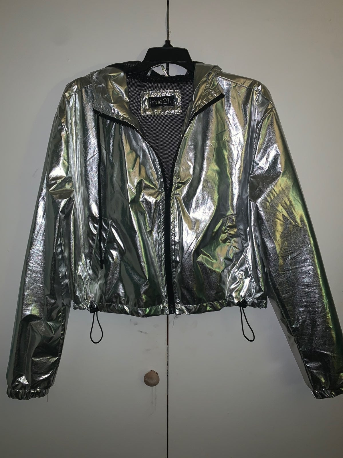 Reflective jacket (rue 21)