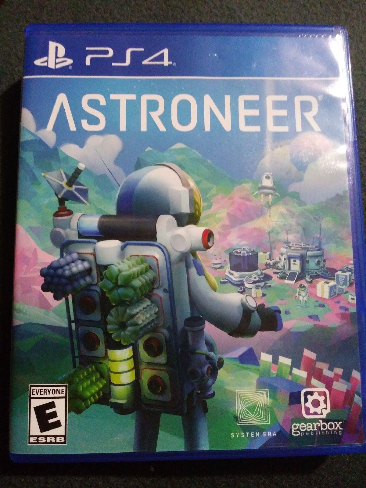 Astroneer ps4