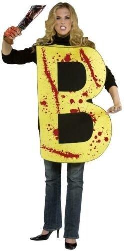 Halloween polyfoam Killer B costume