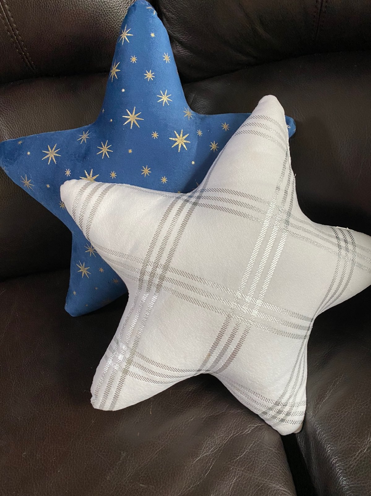 Target Star Pillows