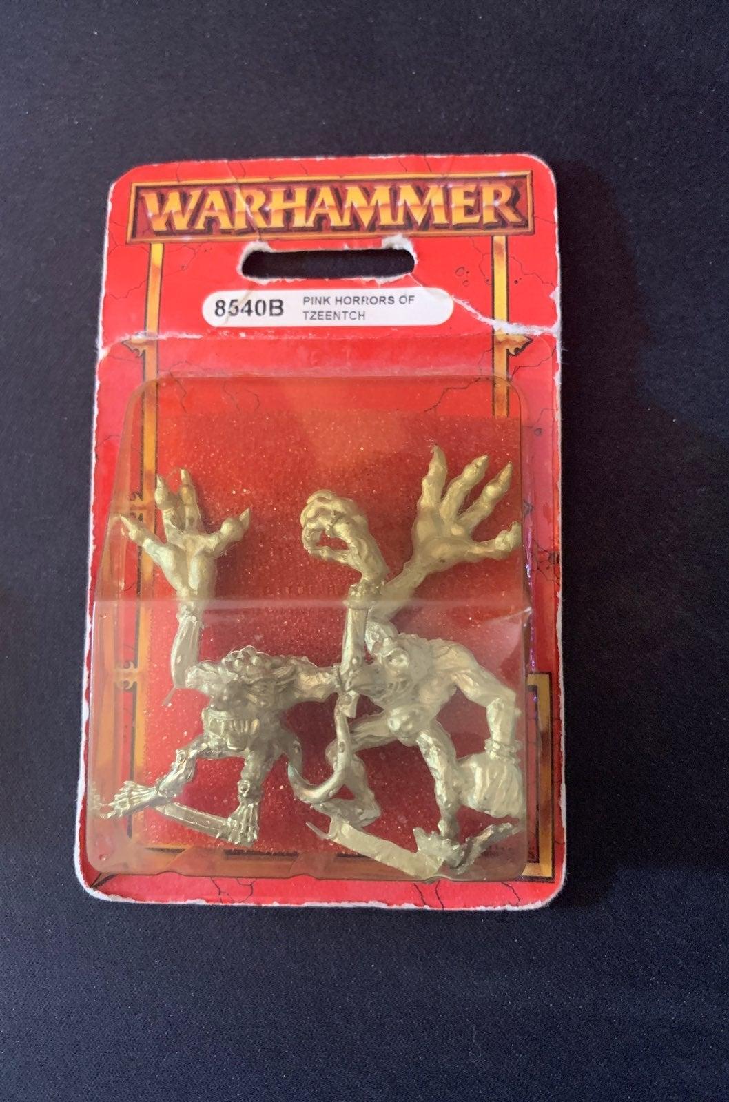 Warhammer fantasy Pink horrors
