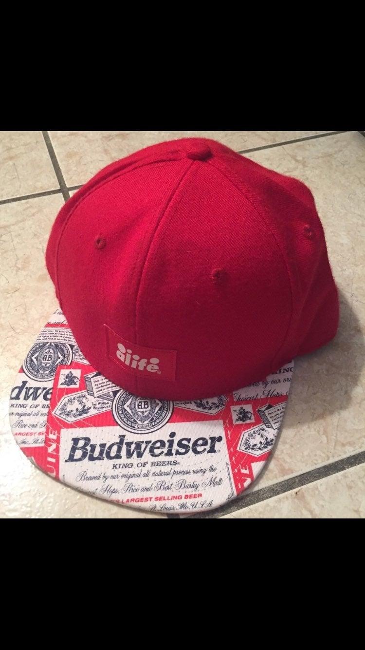 ALife X Budweiser SnapBack  Hat