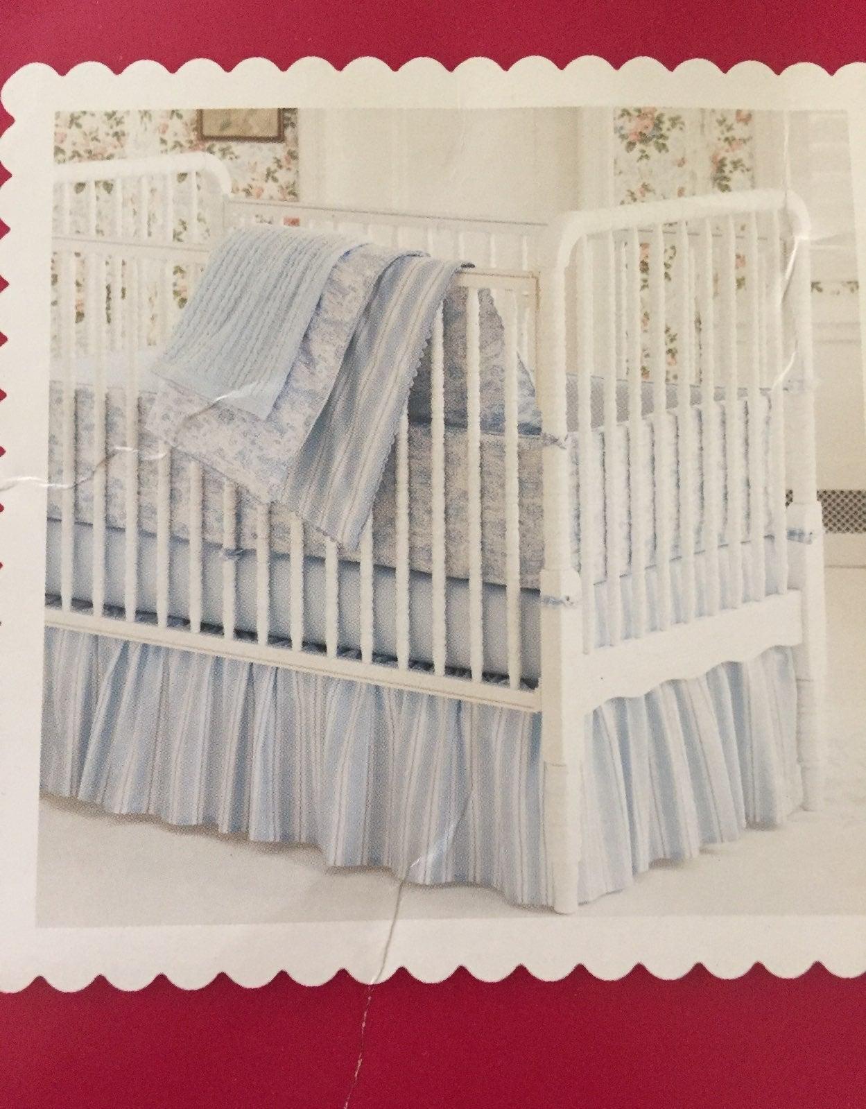 Hush-A-Bye Crib Dust Ruffle