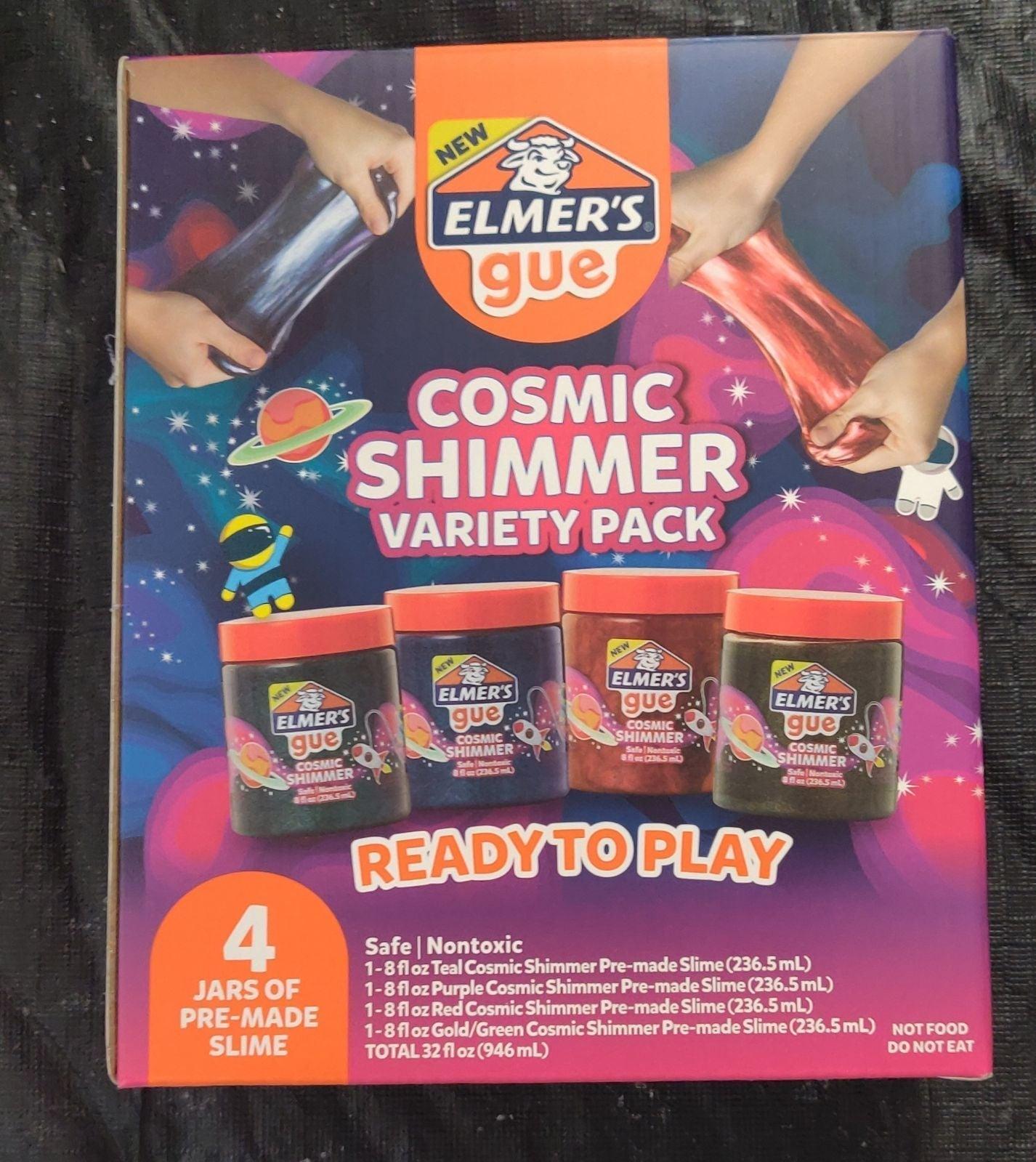 Elmer's gue Cosmic Shimmer Variety pack