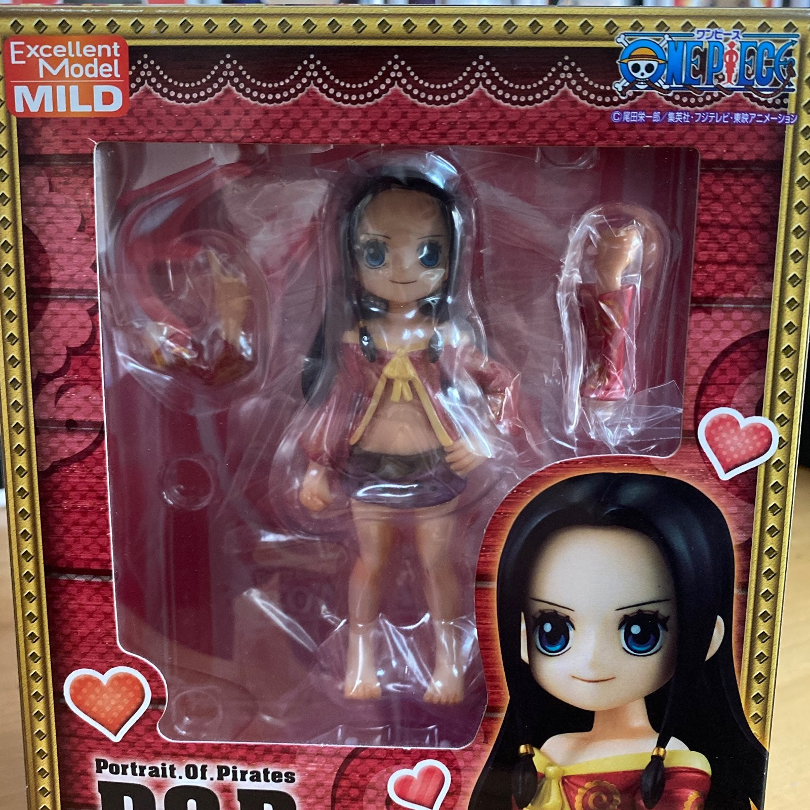 One Piece P.O.P. Boa Hancock Figure