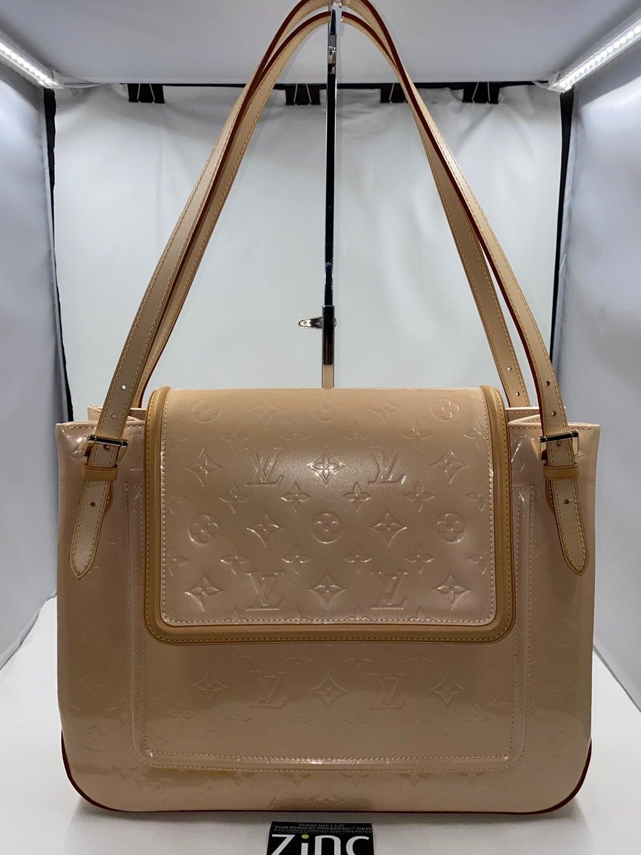 Louis Vuitton Vernis Monogram Tote