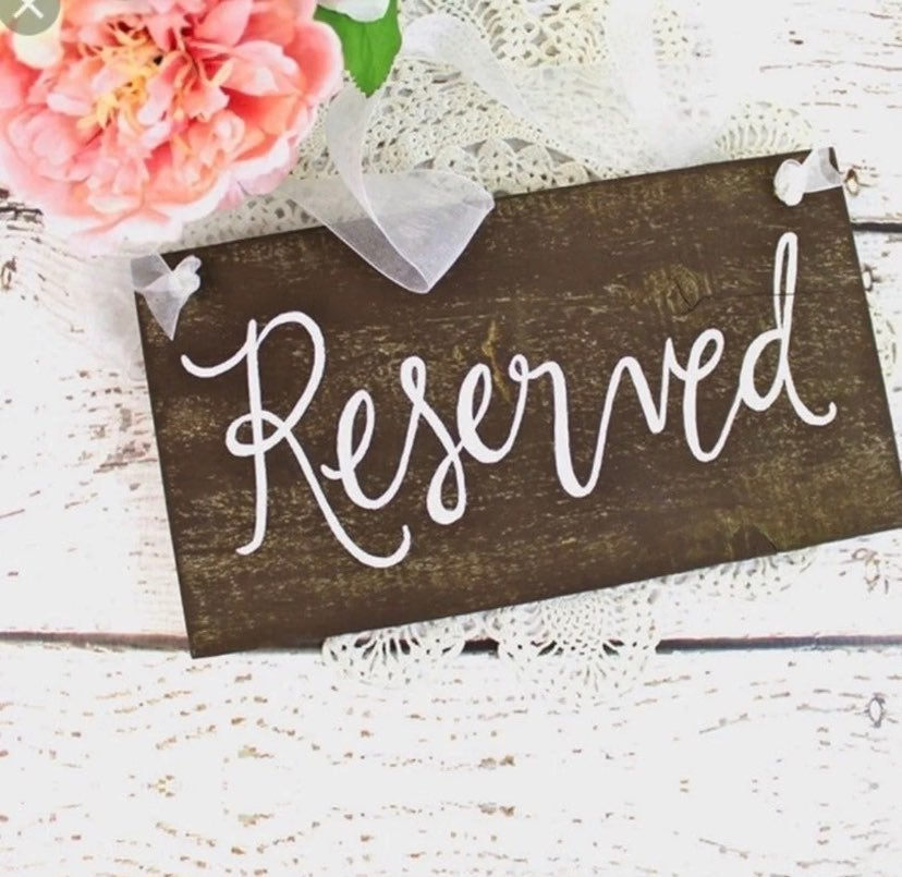 RESERVED LISTING FOR 301WHATLEY