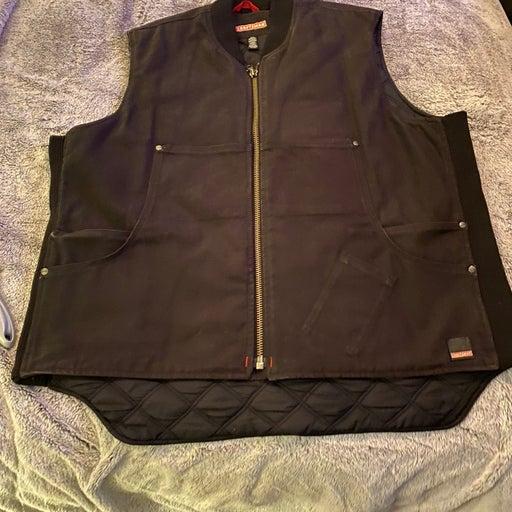 Men's Craftsmen Work Vest