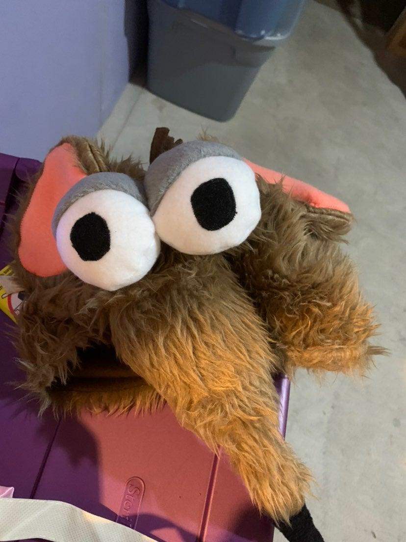 Muppet rizzo hat