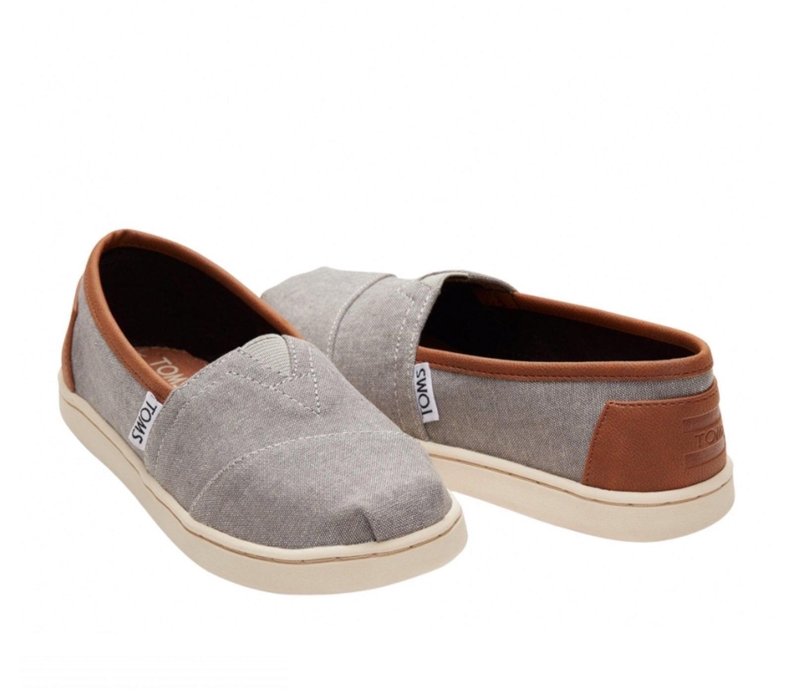 TOMS Alpargata Chambray shoe 2