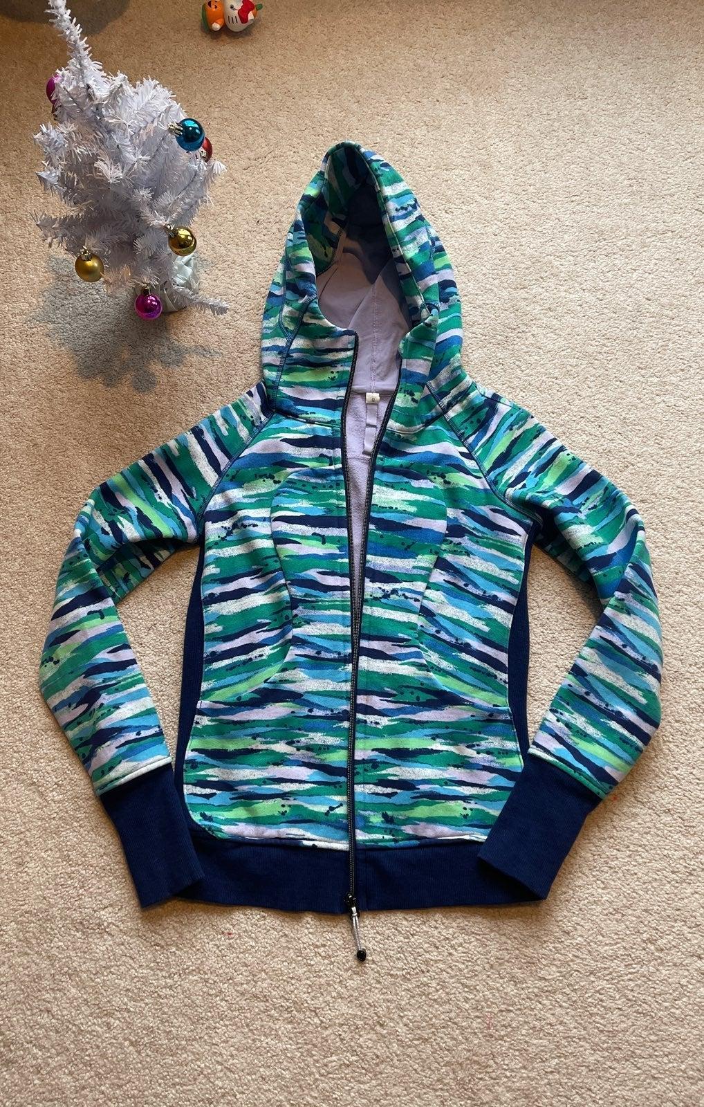 lululemon athletica jacket, size 4