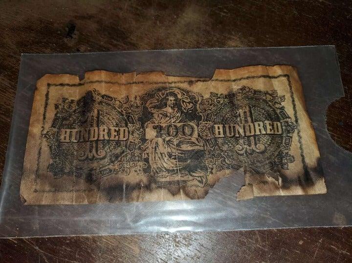 Antique Civil War Era Paper Currency