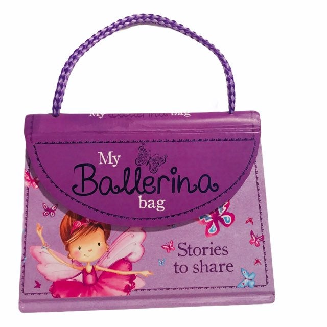 My Ballerina Bag Stories To Share Cute P
