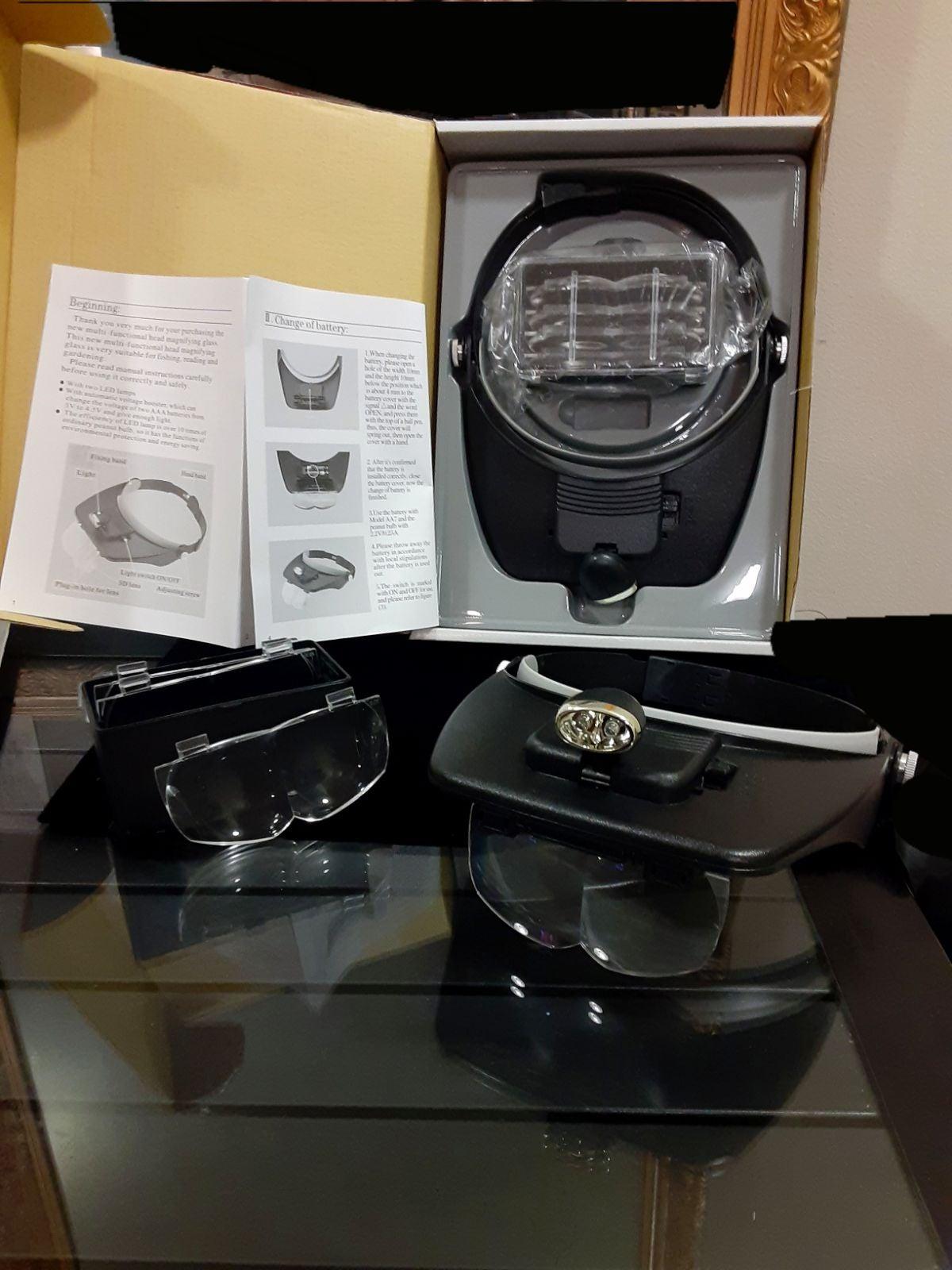 NWT Professional Lash Magnifer