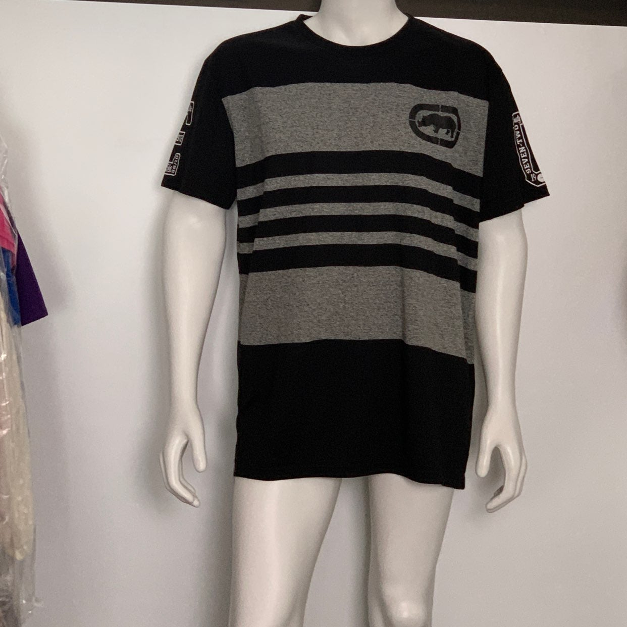 Ecko Unltd T-Shirt Blockcolor Size 2XL