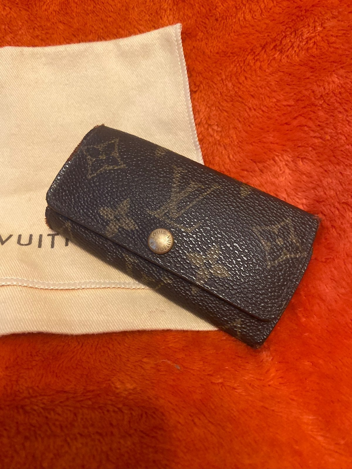 Louis Vuitton keychain
