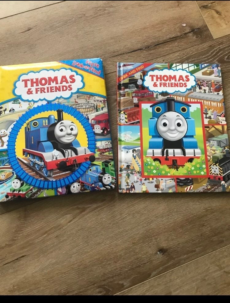 Thomas the train  books