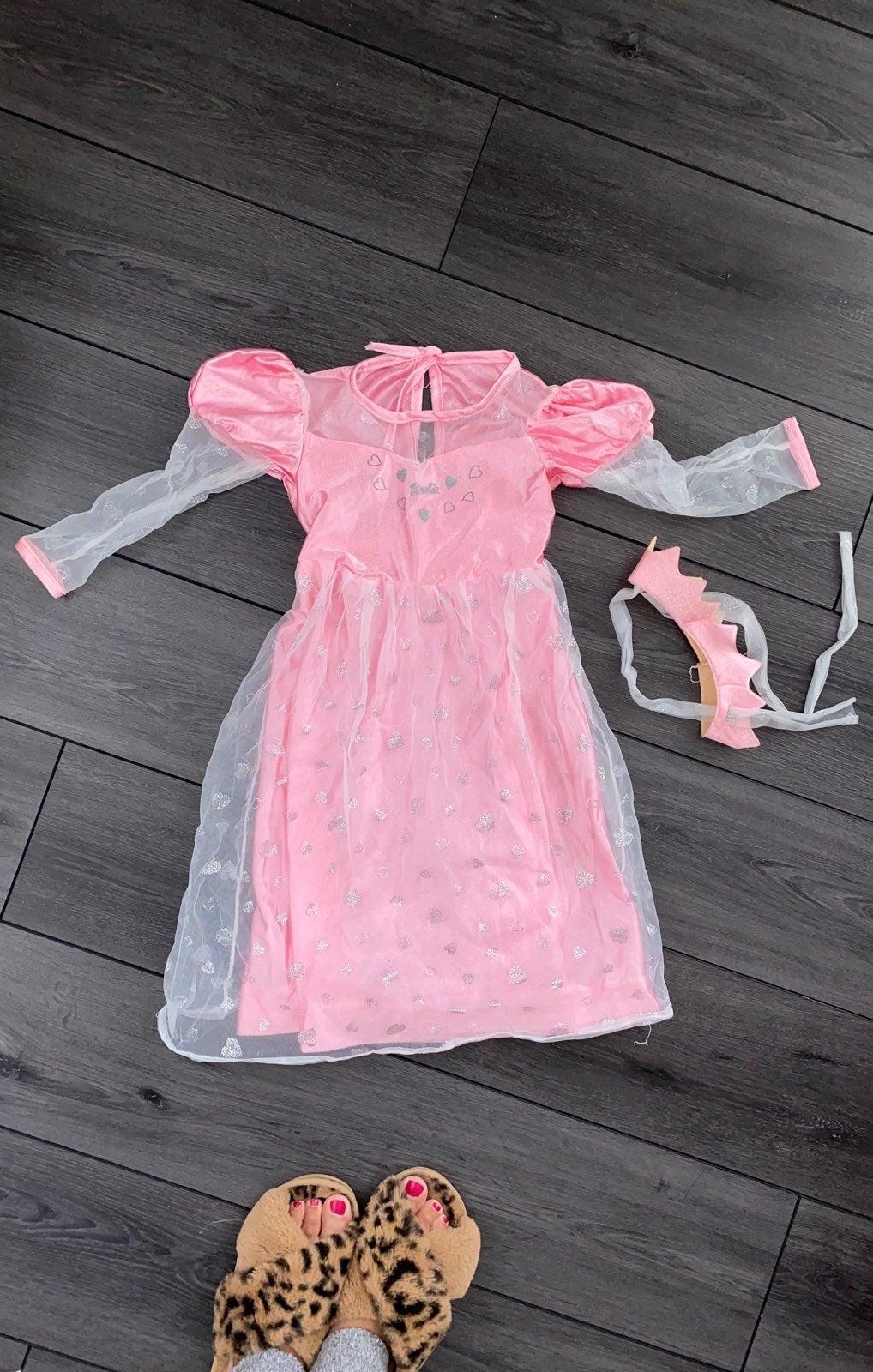 Princess Barbie Child Costume 2-4