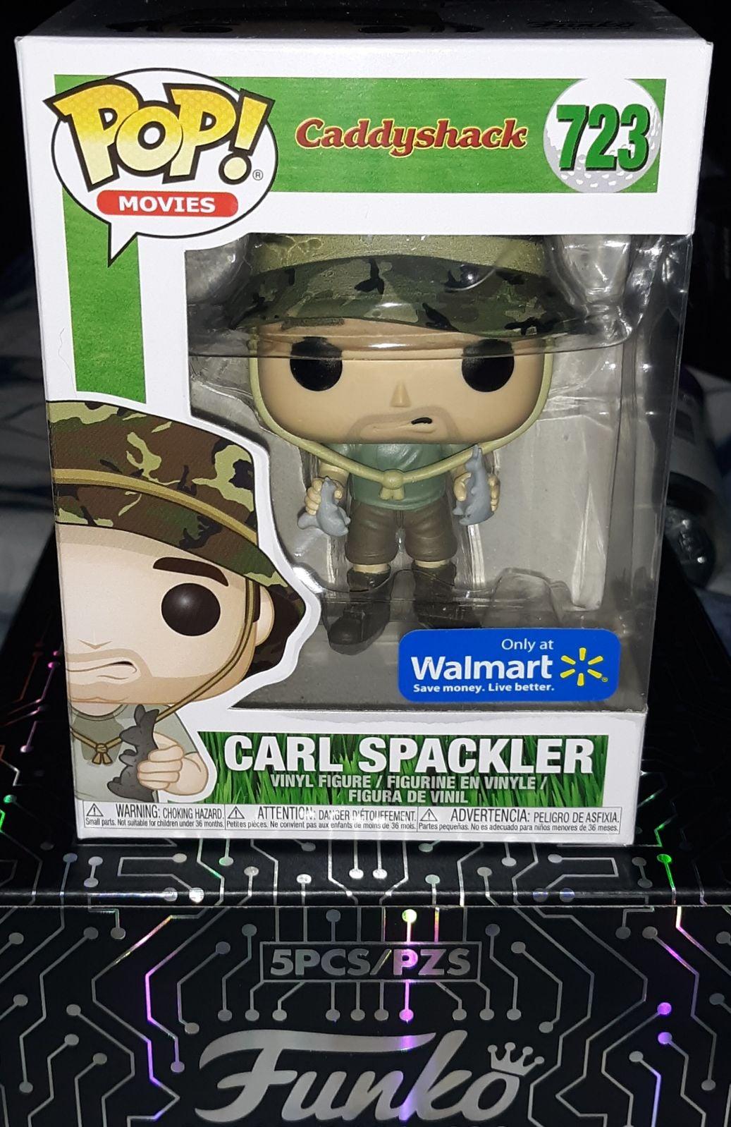Funko Pop - Carl Spackler Walmart Exclus