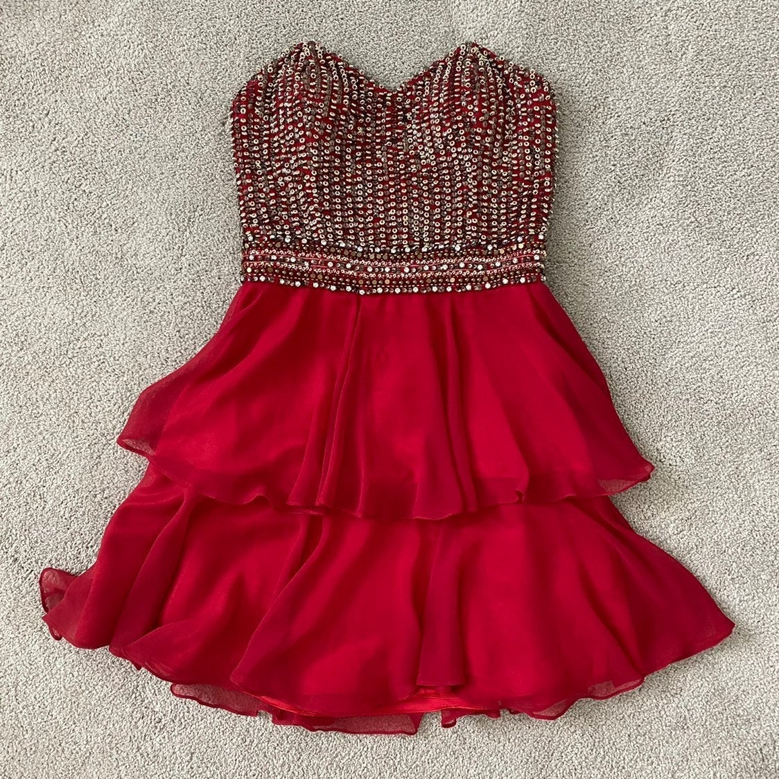 SHAIL K Homecoming/Prom Dress