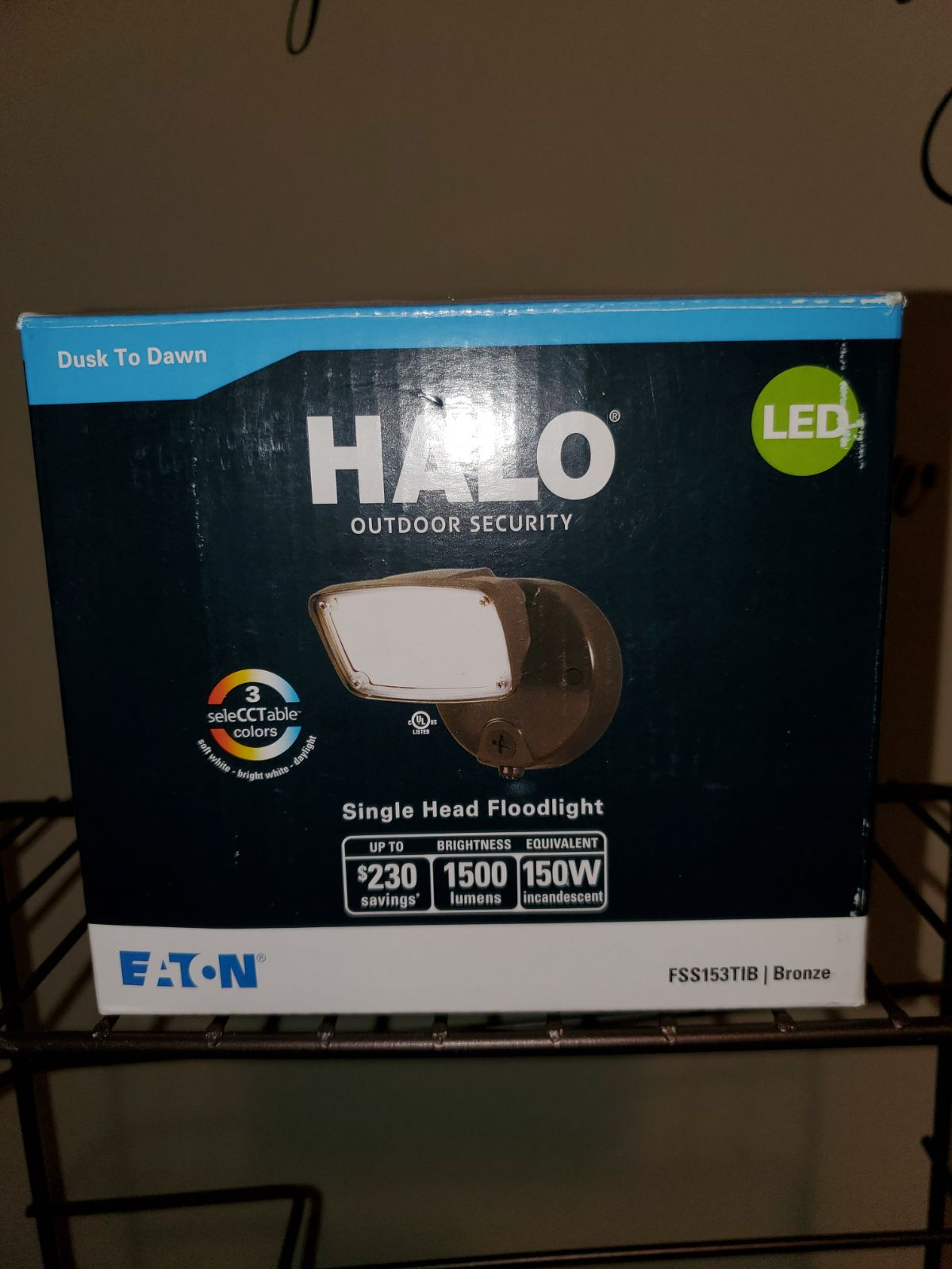 Halo Dusk to Dawn Outdoor Lighting