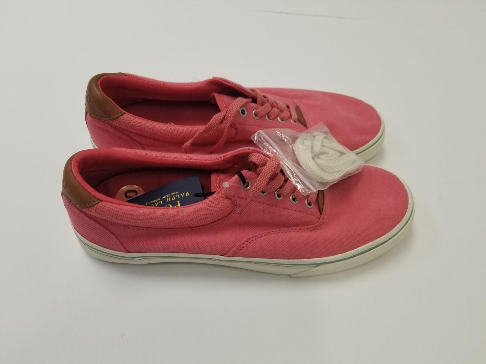 Polo Ralph Lauren Thorton II Canvas Shoe