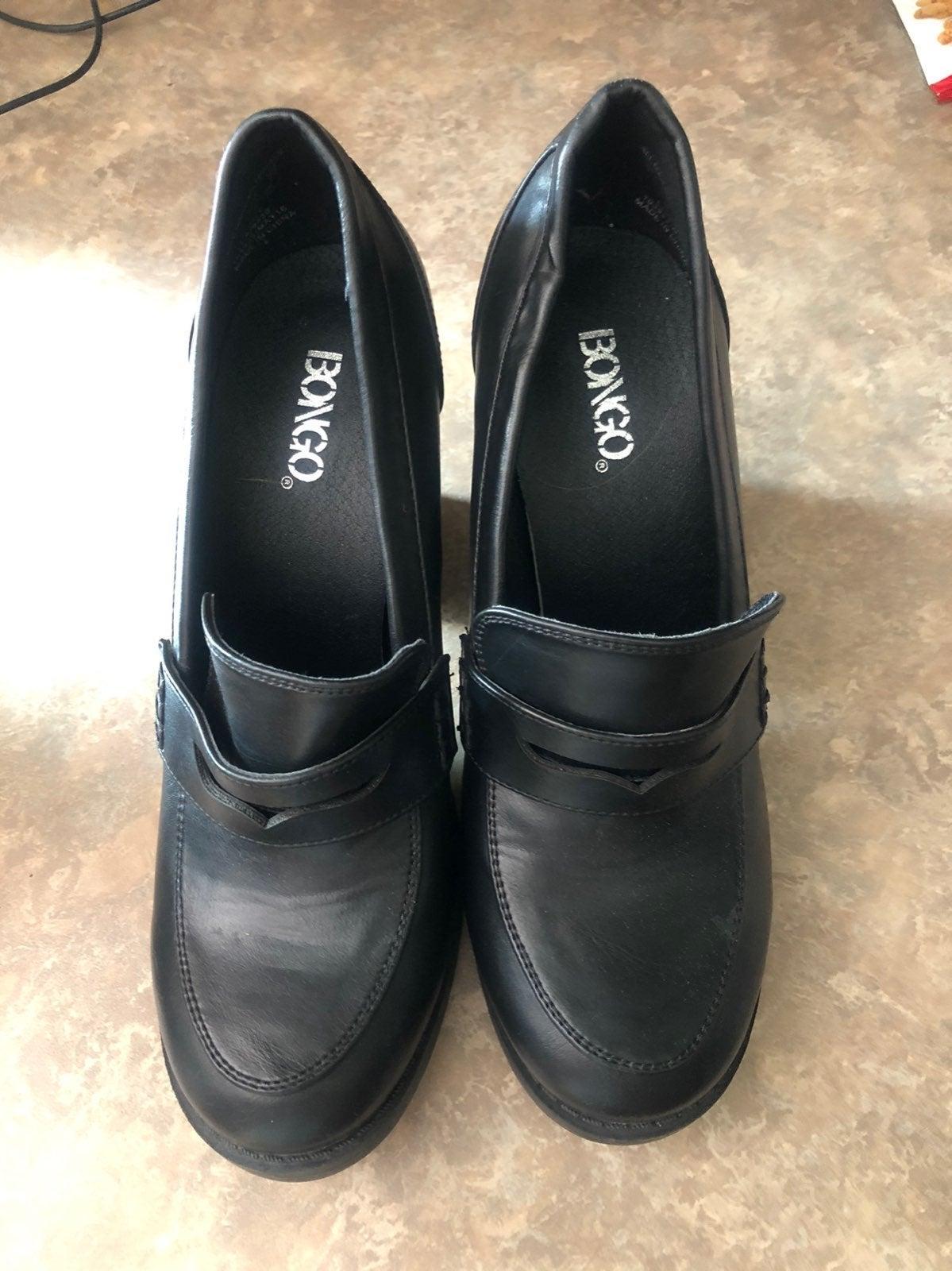 Bongo wedge shoes