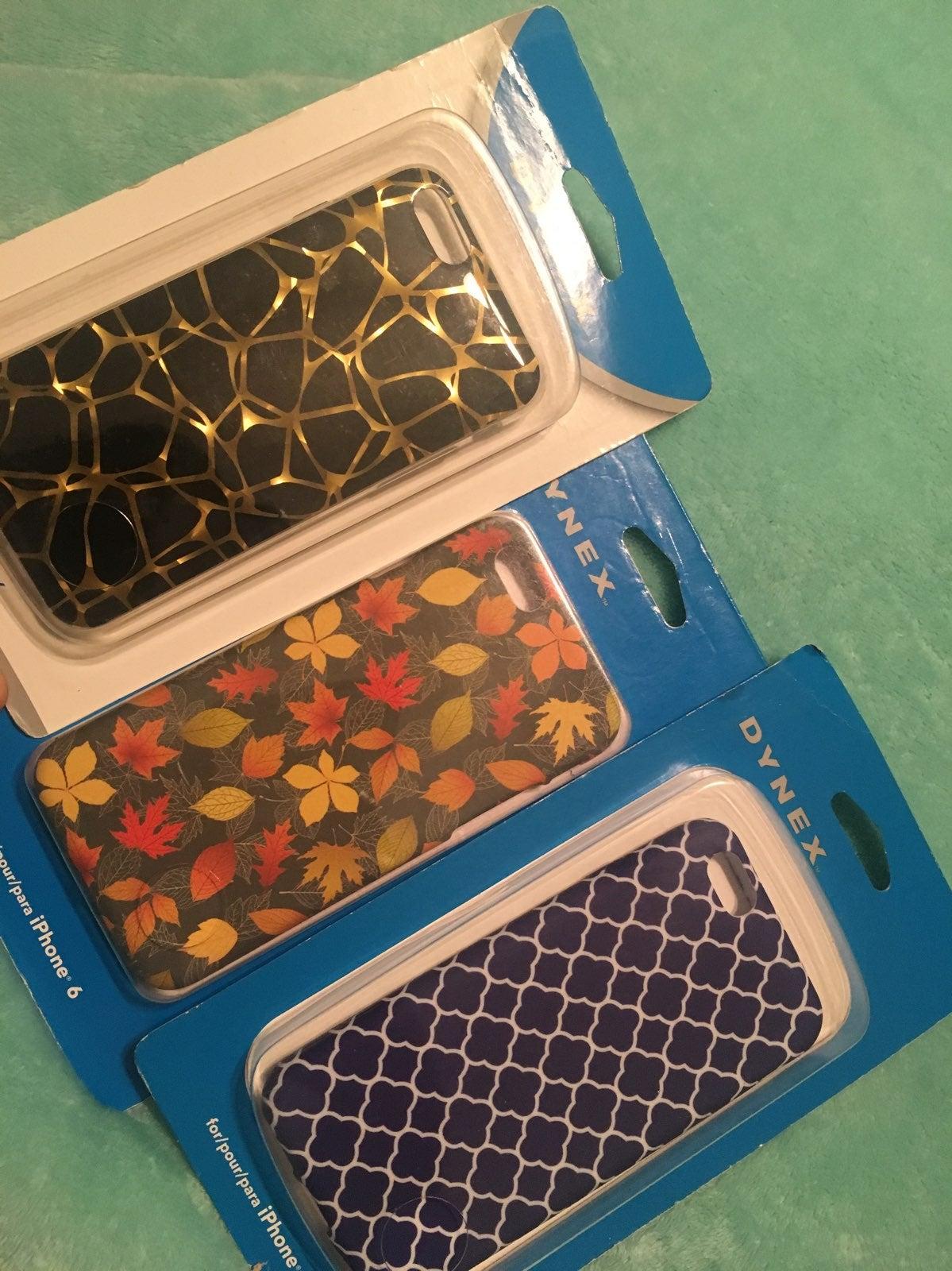 BRAND NEW iPhone 6/6s Case BUNDLE