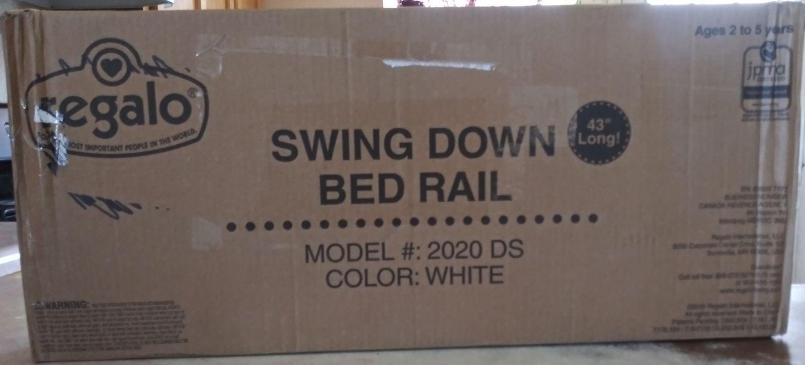 """REGALO"" BED RAIL"